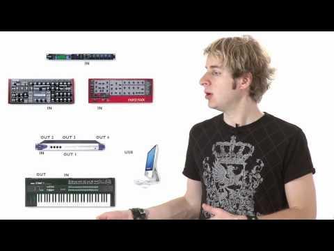 MIDI Teil 1 - Hardware
