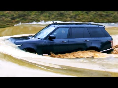Best Off Road Moments - Fifth Gear