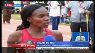 Olympic trials commence in Eldoret with household names taking part in the events