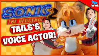 🚨Tails's Voice Actor is Casted ??  - Sonic Movie 2