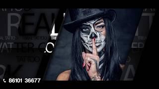 BATMAN Tattoo Studio Advertising