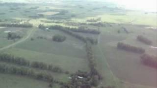 preview picture of video 'Vuelo Biplaza en La Sierra'