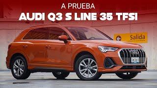 Audi Q3 S Line 35 TFSI 2020, a prueba: un SUV que puedes hacer a medida para los más extrovertidos
