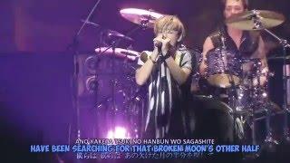 SPYAIR - Sakura Mitsutsuki 『サクラミツツキ』 LIVE ( with Eng Subs )