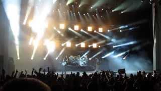 311   Down (Live) Unity Tour 2013 PNC Bank July 9th 2013