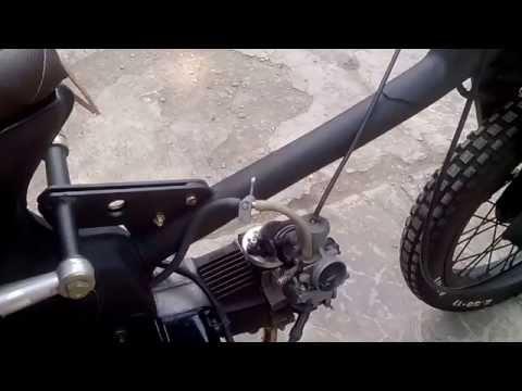 Video honda astrea star modif c70 chopper wangon banyumas purwokerto