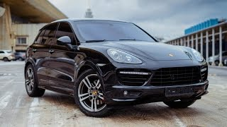 Porsche Cayenne – НАГЛЫЙ ОБМАН за 5.000.000р!
