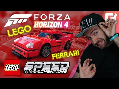 LEGO FERRARI! | Forza Horizon 4