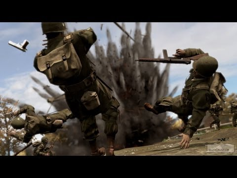 Видео № 0 из игры Brothers in Arms: Hell's Highway [X360]