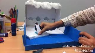 Sc2 - Pr2 - Day 8 Making An Arctic Diorama