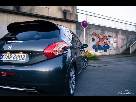 Scharfe Kleinwagen Episode 02: Peugeot 208 GTi Test