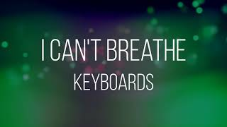 I Can't Breathe - Dead By April (Only Keyboards)