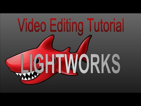 Video Editing Tutorial – Lightworks