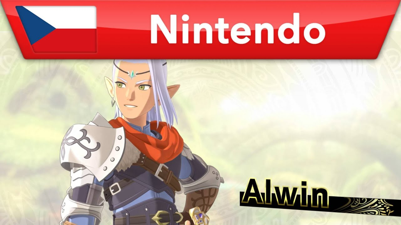 Monster Hunter Stories 2: Wings of Ruin – Alwin | Nintendo Switch
