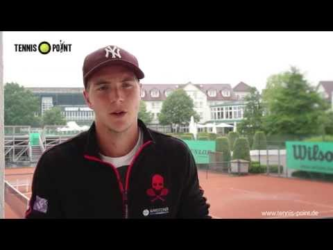 Interview Jan-Lennard Struff I Tennis-Point.de
