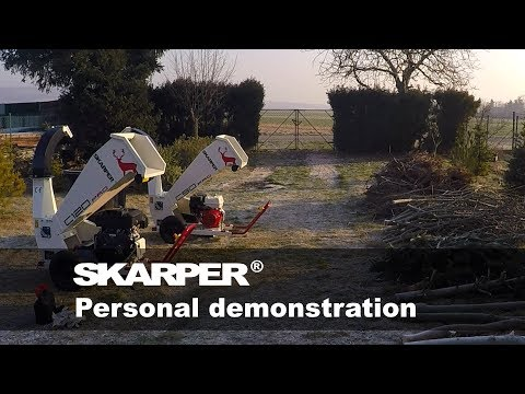 SKARPER® personal demonstration