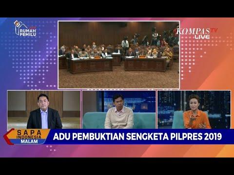 Dialog: Adu Pembuktian Sengketa Pilpres 2019 (1)