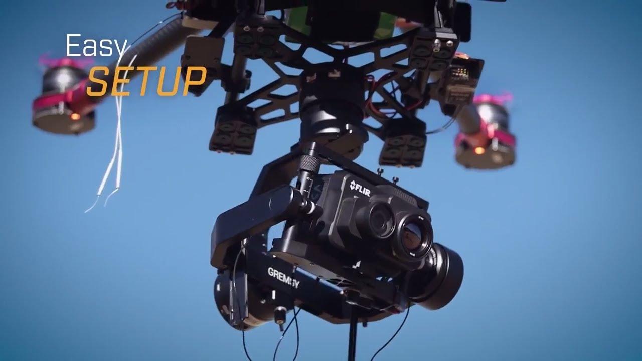 Flir Duo Pro R Hd Dual Sensor Thermal Camera For Drones Systems Beranda Yuneec Gps Modul Circuit Board Typhoon H