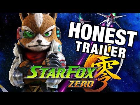 Honest Trailers Just Brutalised Star Fox Zero
