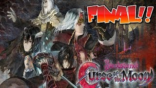 Bloodstained (PC game) FINAL (Un FINAL inesperado!!)