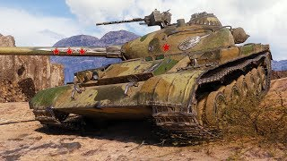 Object 140 - 10 Kills - 11K Damage - World of Tanks Gameplay