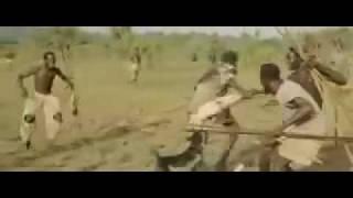 Смотреть онлайн Охота африканских аборигенов на диких зверей