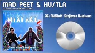 """Mad PeeT & Hustla - """"Růžičkář (Brejlovec Autotune)"""""""
