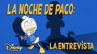 La Entrevista | La Noche de Paco | Patoaventuras