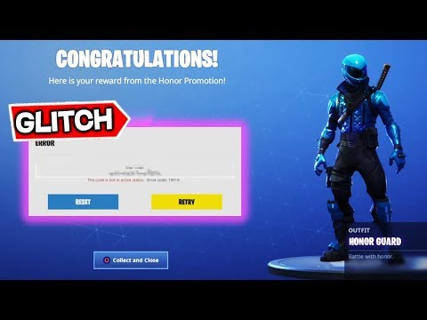 How To Get Honor Guard Skin Free In Fortnite New Free Honor