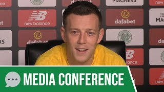 Full Celtic Media Conference: Callum McGregor (20/01/20)