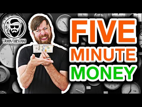 Make money official website