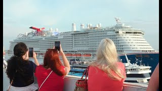Welcome Home Mardi Gras   Carnival Cruise Line