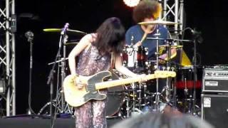 Yuck - Get Away - Live Laneway Singapore 2012