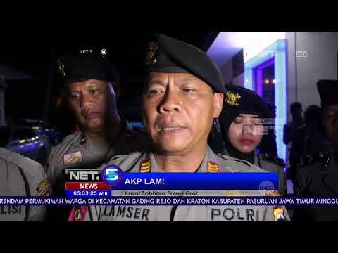 Polisi Razia Tempat Hiburan Malam Di Grobogan Semarang - NET 5