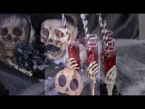 Cocktail di Halloween Bora Bora: brinda con gli scheletri!