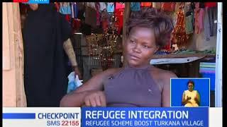 Refugee integration in Kalobeyei  refugee settlement