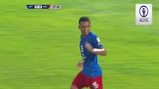 JDT vs Kelantan 3 - 0 | Liga Super 2017