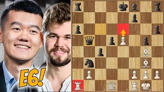 Fantasy Before Fantasy || Carlsen Vs Ding || Chess24 Legends Of Chess (2020)