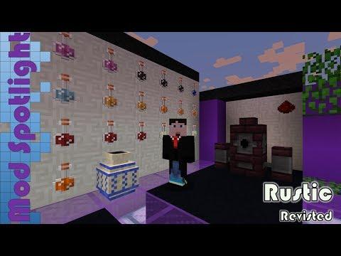 Mod Spotlight - Rustic Revisited