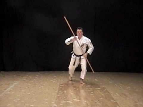 Urashi No Kun Bo Kata of Isshinryu