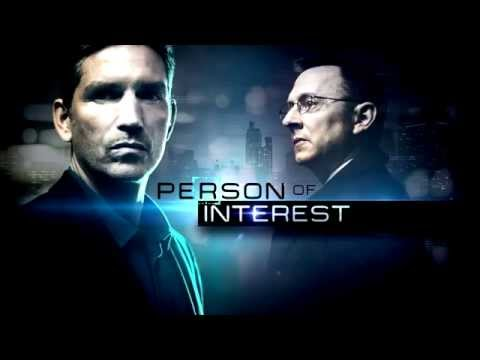 Person Of Interest (Comic-Con Highlight)