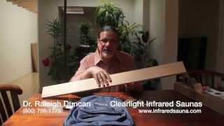 Clearlight Infrared Saunas Lifetime Warranty