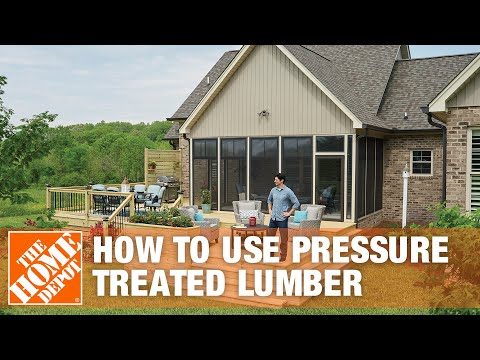 Video Pressure Treated Lumber