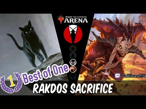 Rakdos Sacrifice: A strong level-up deck in Best of One