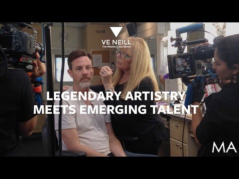 Exclusive Ve Neill coverage in Make-Up Artist magazine