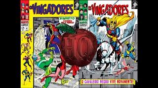 X-Men Capítulo 80: Vingadores #47 | Vingadores #48