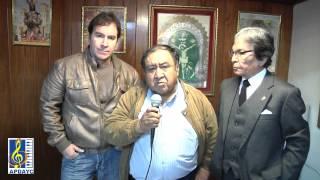 """APDAYC APOYA VIAJE DE """"CHIMANGO"""" LARES A FESTIVALES EUROPEOS"""