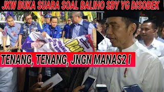 Download Video BALIHO SBY DISOBEK, JOKOWI ANGKAT BICARA; PILPRES 2019; PRABOWO SANDI; MA'RUF AMIN MP3 3GP MP4