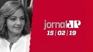 Jornal Jovem Pan - 15/02/2019