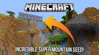 minecraft xbox 360 mountain seeds 2019 - TH-Clip